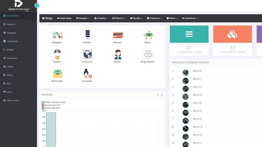 7b3ea9241df3 Tworzenie sklepu internetowego - Design Cart - Tworzenie sklepów ...