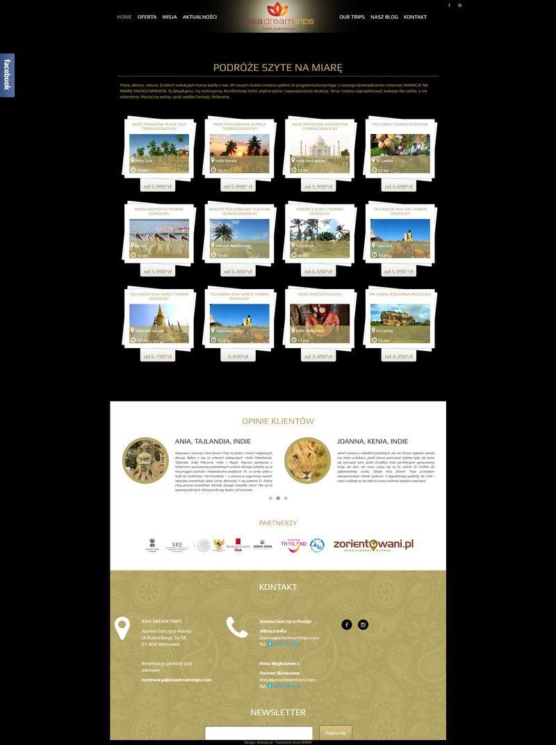 Katalog wycieczek design cart tworzenie sklep w for Design katalog